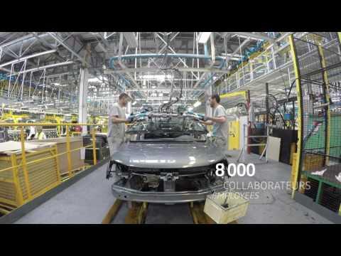 Usine de Tanger Renault-Nissan | Groupe Renault