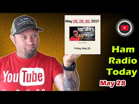 Ham Radio Today - Shopping Deals and YouTubers Hamfest Weekend!