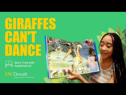 Story Time for Kids: Giraffes Can't Dance