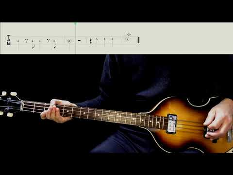 Bass TAB : It Won't Be Long - The Beatles