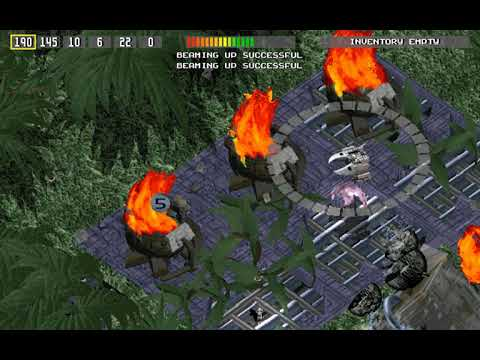 Fire Fight (Chaos Works, Epic MegaGames) (Windows) [1996] [PC Longplay]