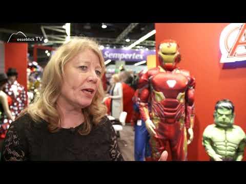 Marvel Helden Kostüme von Rubie's