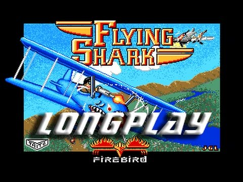 Flying Shark (Commodore Amiga) Longplay