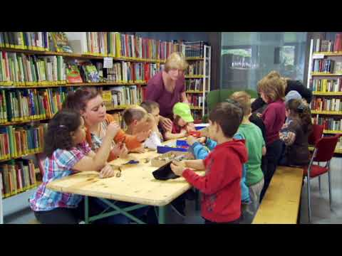 Kinderbibliothekspreis 2013: Stadtbücherei Neustadt bei Coburg