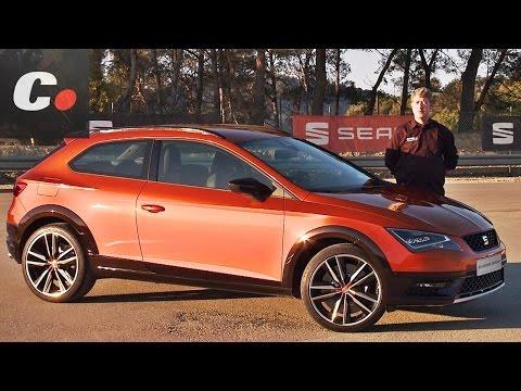 Seat Cross Sport Concept Car | Prueba coches.net / Análisis / Test / Review en español | coches.net