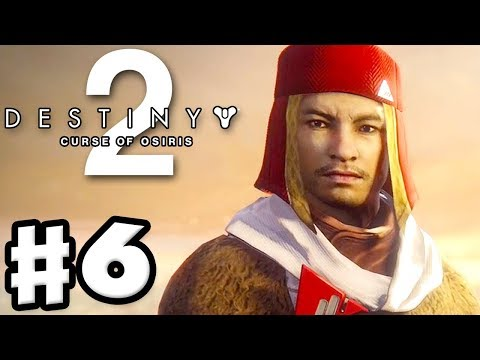 connectYoutube - Faction Rally! New Monarchy! Destiny 2: Curse of Osiris - Gameplay Walkthrough Part 6 (PS4 Pro)