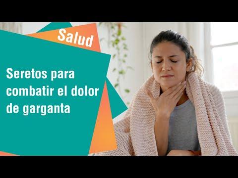 Los secretos del doctor Alonso Vega para combatir el dolor de garganta   Salud
