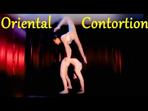 Mongolian Contortion Nowadays