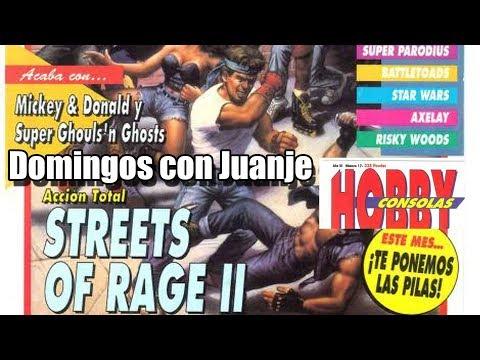 Domingos con Juanje: Hobby Consolas número 17: Especial 25 años.