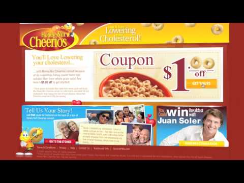 Cheerios // Case Study