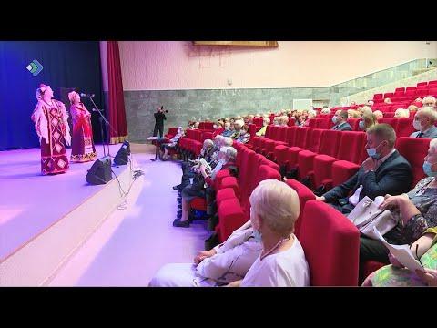 Сегодня в Сыктывкаре прошла очередная отчетно-выборная конференция регионального совета ветеранов.