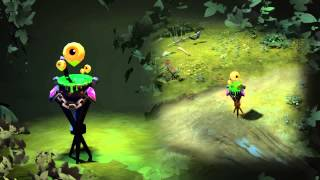 Na`Vi Dota 2 Bundle - Ward Animation preview