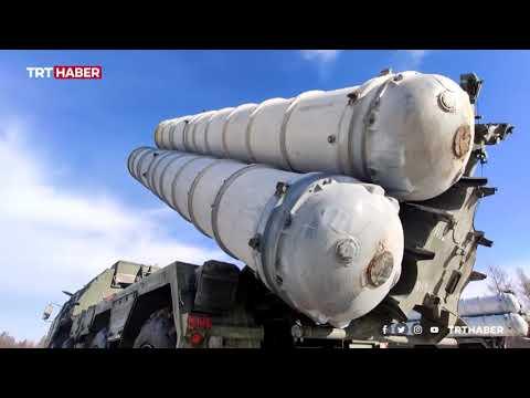 Rusya S-400 sistemlerini test etti