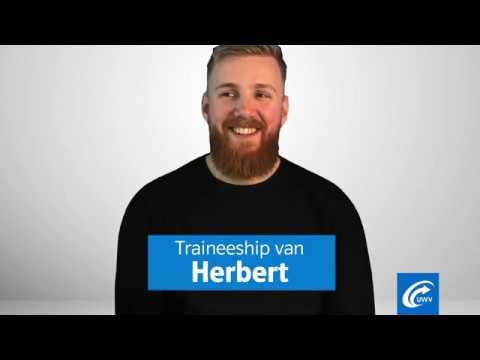 Traineeship bij UWV: Herbert photo