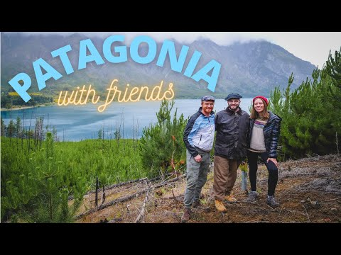 Our FAVOURITE Town in PATAGONIA, Argentina: A Week in EL BOLSÓN with Friends travel vlog