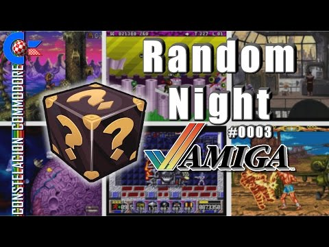 Random Amiga Night #0003 C.E.