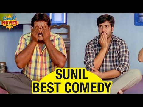 Sunil Comedy Videos | Comedy Movies Scenes | Nava Vasantham Telugu Movie | Best Funny Videos