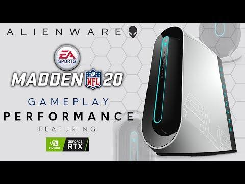 Aurora R9 - EA Madden 20 Gameplay Performance