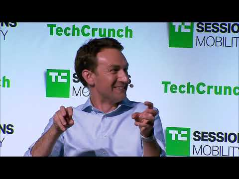 TC Sessions: Mobility | Uber Takes Flight with Eric Allison (Uber Elevate)