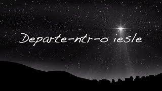 Departe-ntr-o iesle - Marius Pop