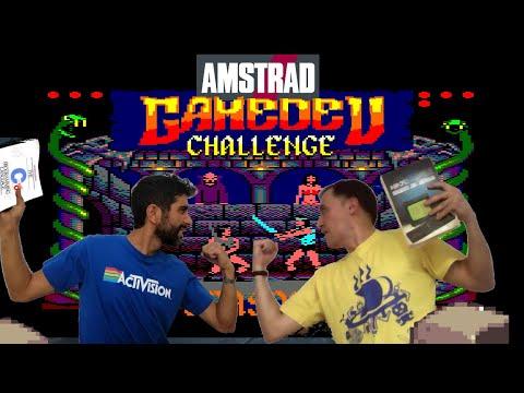 Amstrad GameDev Challenge #11: Niveles, Enemigos e Interacción