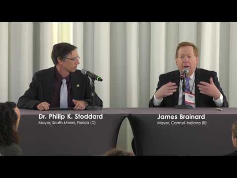 Sustainability Symposium 2017: Mayors Stoddard and Brainard