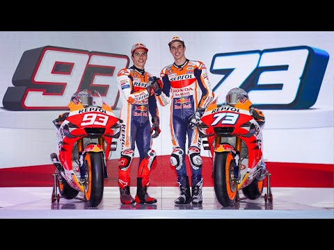 Watch the 2020 Repsol Honda Team launch from Jakarta, Indonesia