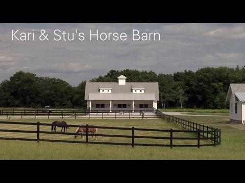Kari & Stu's Horse Barn