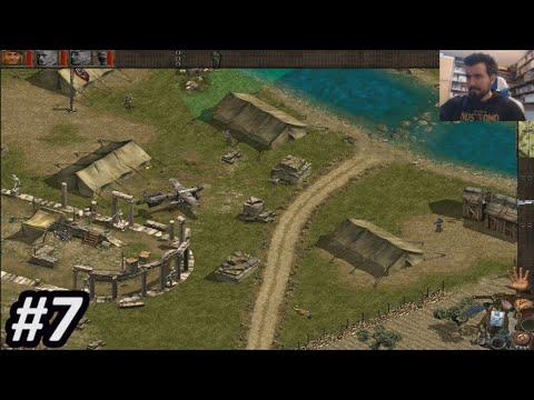 COMMANDOS: BEYOND THE CALL OF DUTY (PC) - Episodio 7 || Gameplay en Español