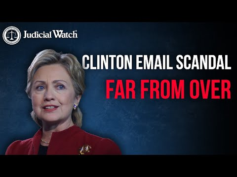 Judicial Watch Supreme Court Battle on Hillary Clinton Testimony