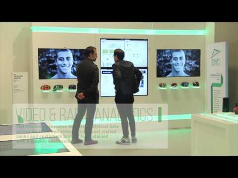4   Video & Radio Analytics Glasses - Smart Boutique 2016