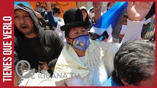 Evo Morales deja de lado el revanchismo e invita a todos los bolivianos a la reconciliación nacional