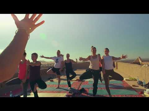 Yoga Retreats & Desert Tours in Morocco for nomad hearted people - NOSADE Tour Video