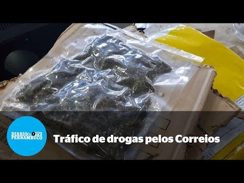 Polícia Federal apreende drogas enviadas por encomenda