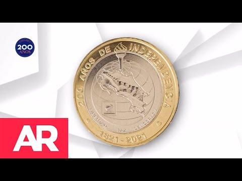 Historia de la moneda del bicentenario