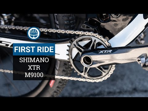 Shimano XTR First Ride Review - Smoother, Faster & More Versatile