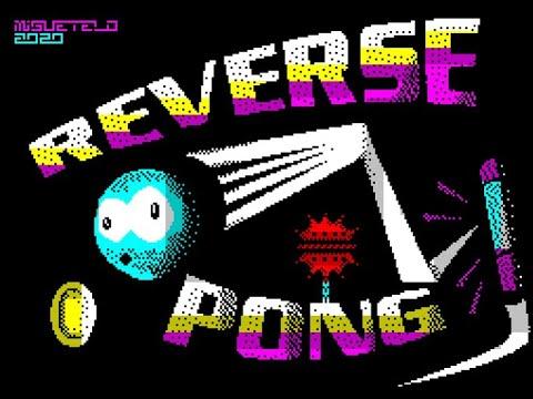 Canal Homebrew: Reverse Pong (Miguetelo) con comentarios del autor