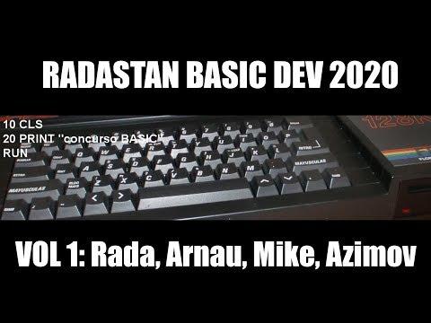 RADASTAN BASIC DEV 2020 VOL 1