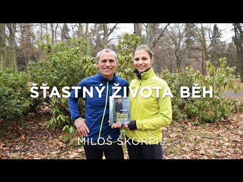 Miloš Škorpil představuje Šťastný života běh - rozhovor