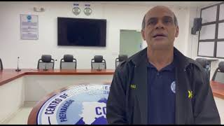 COE continúa alertas provincias por vaguada