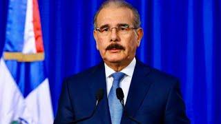 EN VIVO: presidente Danilo Medina anuncia nuevas medidas contra el Coronavirus