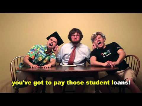 connectYoutube - The Student Loans Song