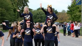 UIS Homecoming Parade 2016