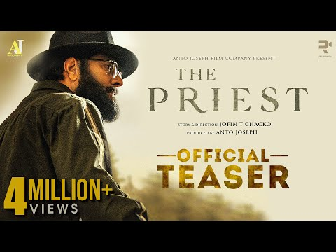 The Priest | Official Teaser | Mammootty | Manju Warrier - Malayalam Trailer