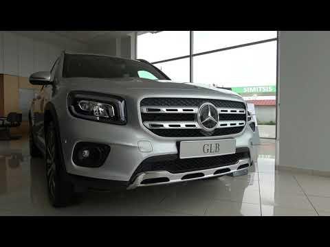 The 2020 Mercedes GLB200 interior exterior walkaround
