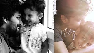 Natural Star And His Son Cute Adorable Video | Nani Playing With Son - RAJSHRITELUGU