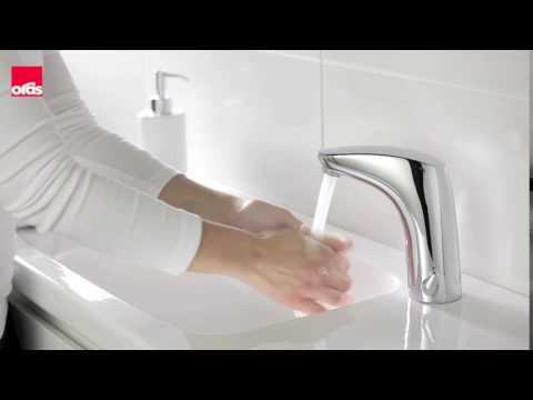 PRODUKT | Oras Electra 6250F Håndvaskarmatur
