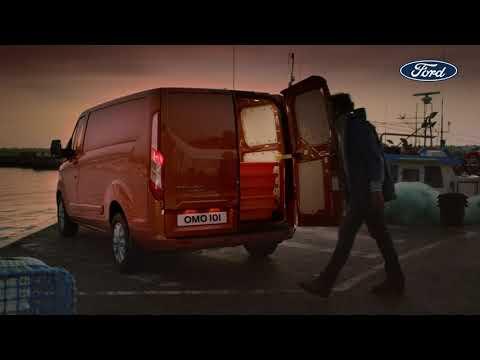 Ford Transit Custom cu rată lunară de 276 € fără TVA   Ford Romania