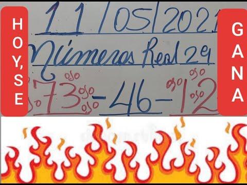 NUMEROS PARA HOY 11/05/2021 DE MAYO PARA TODAS LAS LOTERIAS, (NUMEROS DE HOY MARTES)