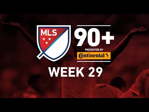 Playoff Berths Clinched in New York | The Best of MLS, Week 29